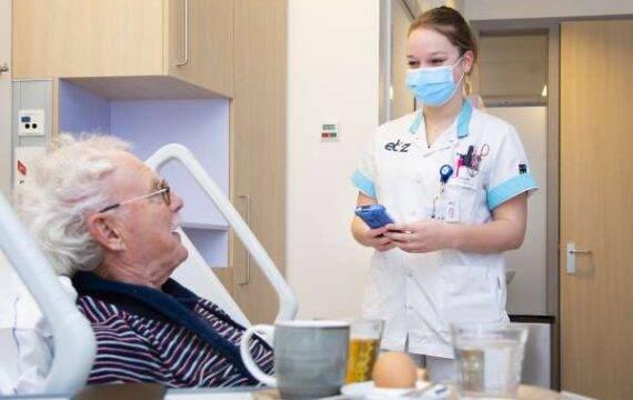 ETZ digitaliseert papieren werkbriefjes verpleegkundigen