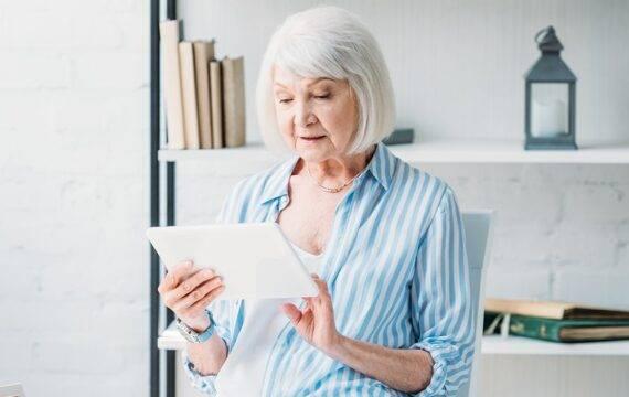 Telemonitoring helpt bij bescherming oudere patiënten