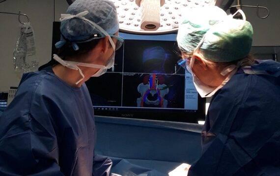 3D navigatiesysteem voor chirurgische ingrepen bij Rijnstate