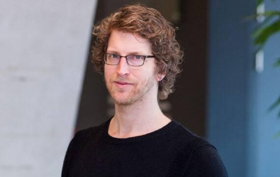 Job van 't Veer lector 'Digitale Innovatie in Zorg & Welzijn'