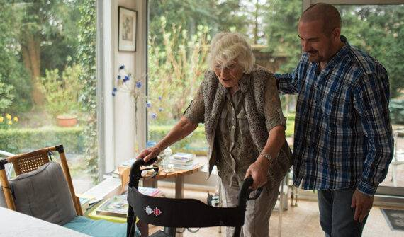 Meer kwaliteit van leven thuiswonende geriatrische revalidanten