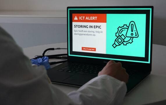 ICT-storing? Zo blijf je communiceren met je zorgpersoneel