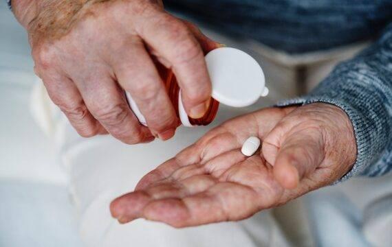 Antonius, Patyna wisselen digitaal gegevens medicatie uit