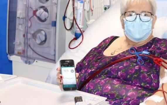 Kunstalvleesklier getest bij patiënten met diabetes type 2