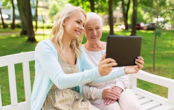 'Angst voor digitalisering in de ouderenzorg'