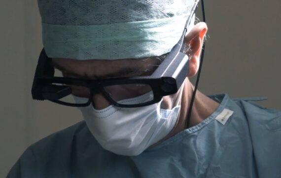 Eerste smart glasses op OK en poli Zuyderland