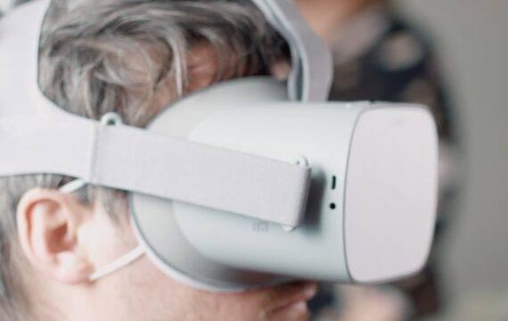 VR-pijnbestrijding nu ook in de verslavingszorg