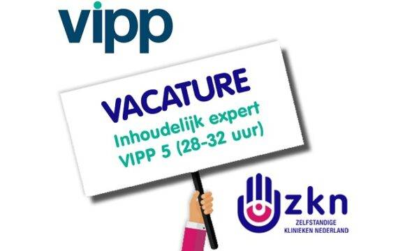 Inhoudelijk Expert VIPP 5 bij ZKN