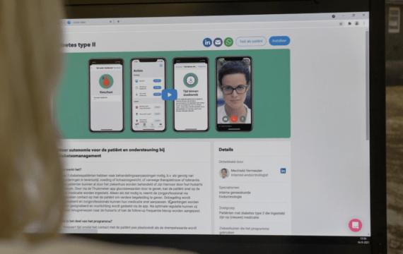 App-bieb moet kennis delen over thuismonitoring versterken
