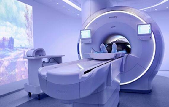 MRI-scan binnen vijf minuten met AI